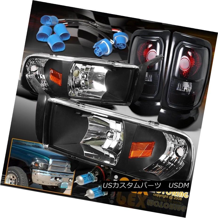 ヘッドライト 1997-2001 Dodge RAM