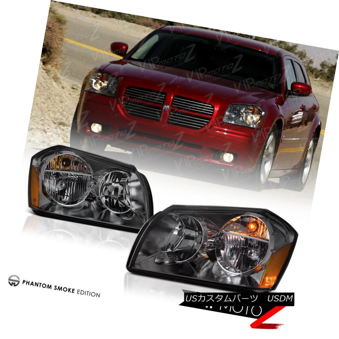 ヘッドライト 2005 2006 2007 Dodge Magnum