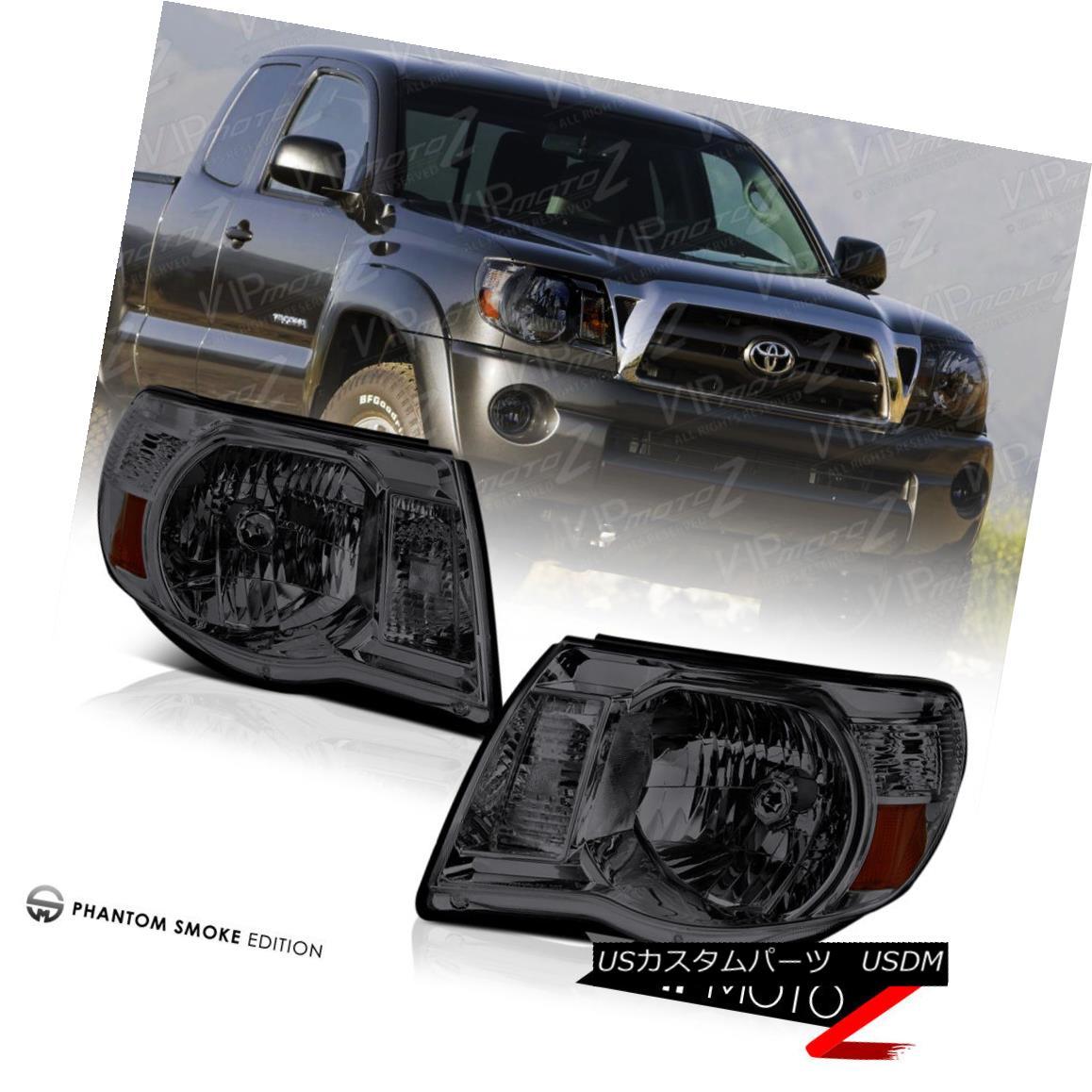 ヘッドライト 2005-2011 Toyota Tacoma
