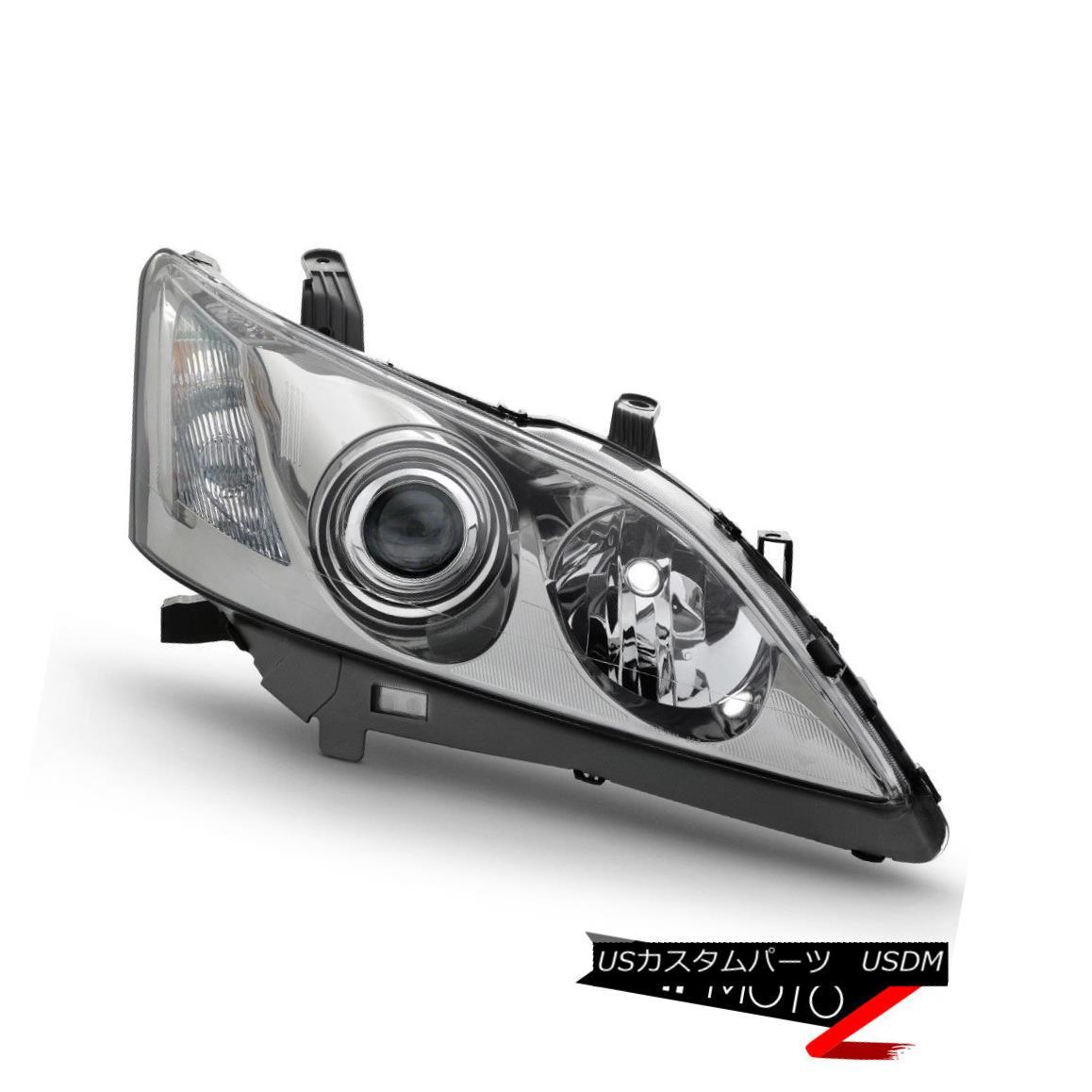 ヘッドライト {FACTORY STYLE} 2007-2009 Lexus ES350 Passenger Side Headlamp Light Assembly RH {FACTORY STYLE} 2007-2009 Lexus ES350乗用サイドヘッドランプライトアセンブリRH