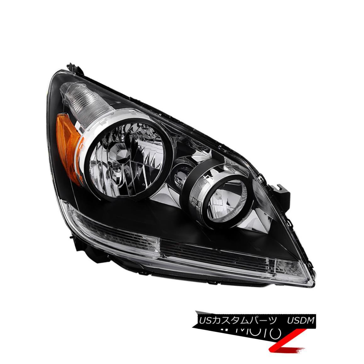 ヘッドライト 2005-2007 Honda Odyssey [Passenger Side] Factory Style Headlamp Light Right Hand 2005 - 2007ホンダオデッセイ[旅客側]工場スタイルヘッドランプライト右手