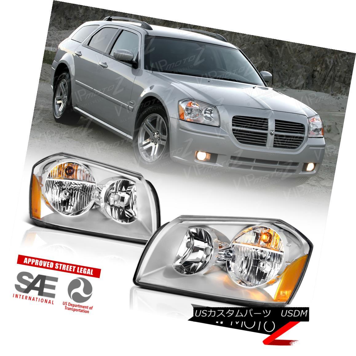 ヘッドライト 2005-2007 Dodge Magnum