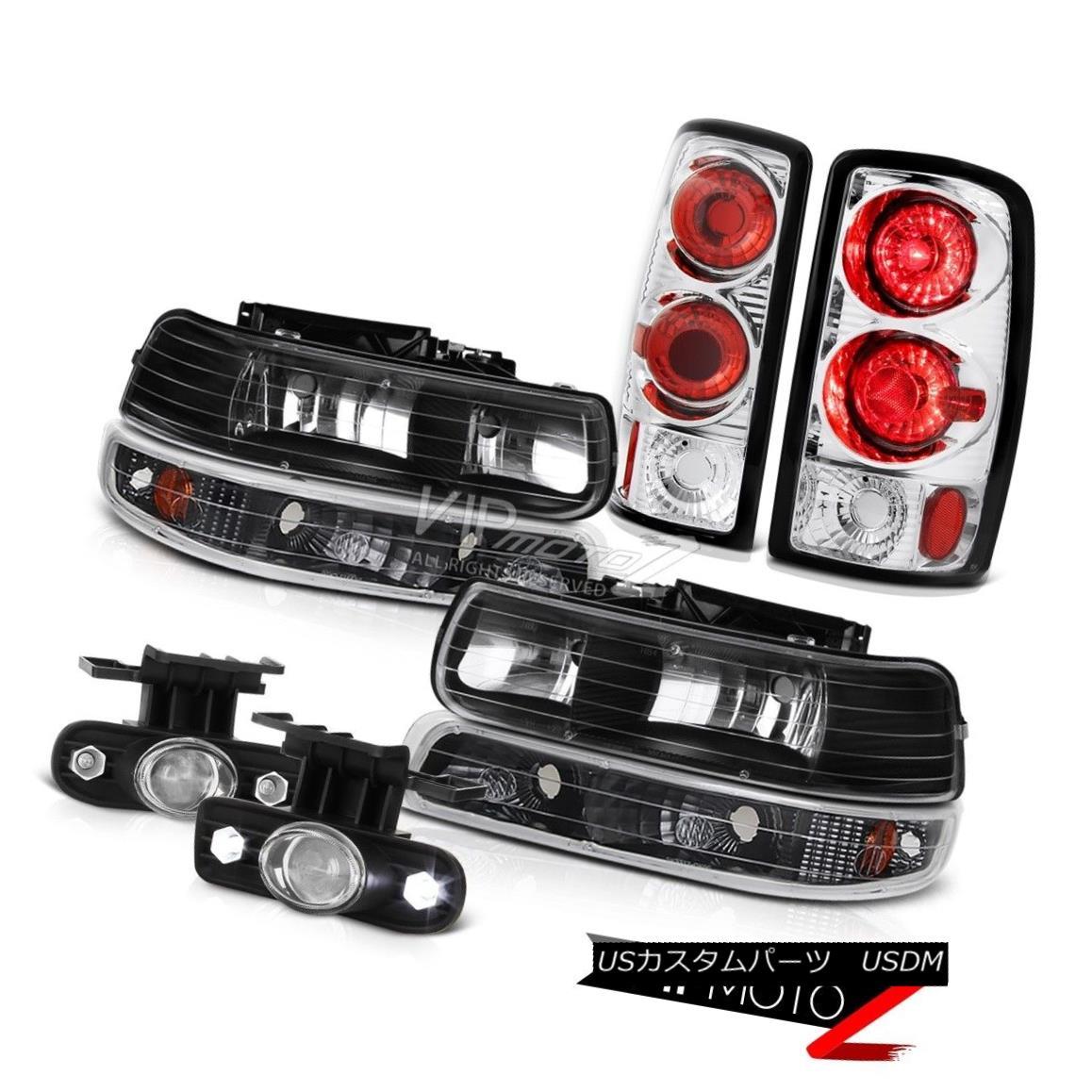 ヘッドライト 00 01 02 03 04 05 06 Suburban Headlamp Turn Signal Rear Taillights Projector Fog 00 01 02 03 04 05 06郊外ヘッドランプターンシグナルリアターンライトプロジェクターフォグ