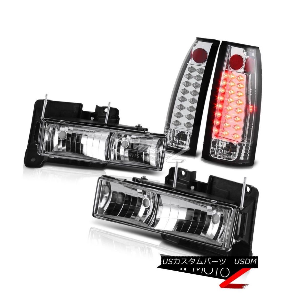 1994-1998 Chevy Truck Z71 3RD Brake Lamp Tail Lights Headlamps Signal Parking
