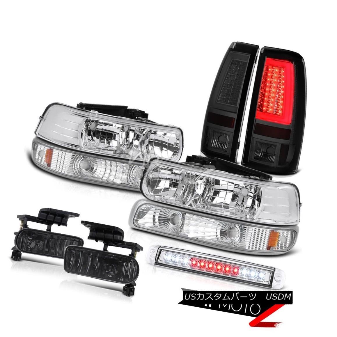 ヘッドライト 99 00 01 02 Silverado 4WD Tail Lights High Stop Lamp Signal Headlights Foglamps 99 00 01 02 Silverado 4WDテールライトハイストップランプ信号ヘッドライトフォグランプ