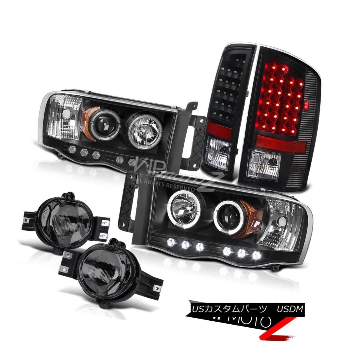 Full LED 3rd Third Tail Brake Light Rear Center Parking Lamp Black for 15-17 Chevy Suburban//Tahoe