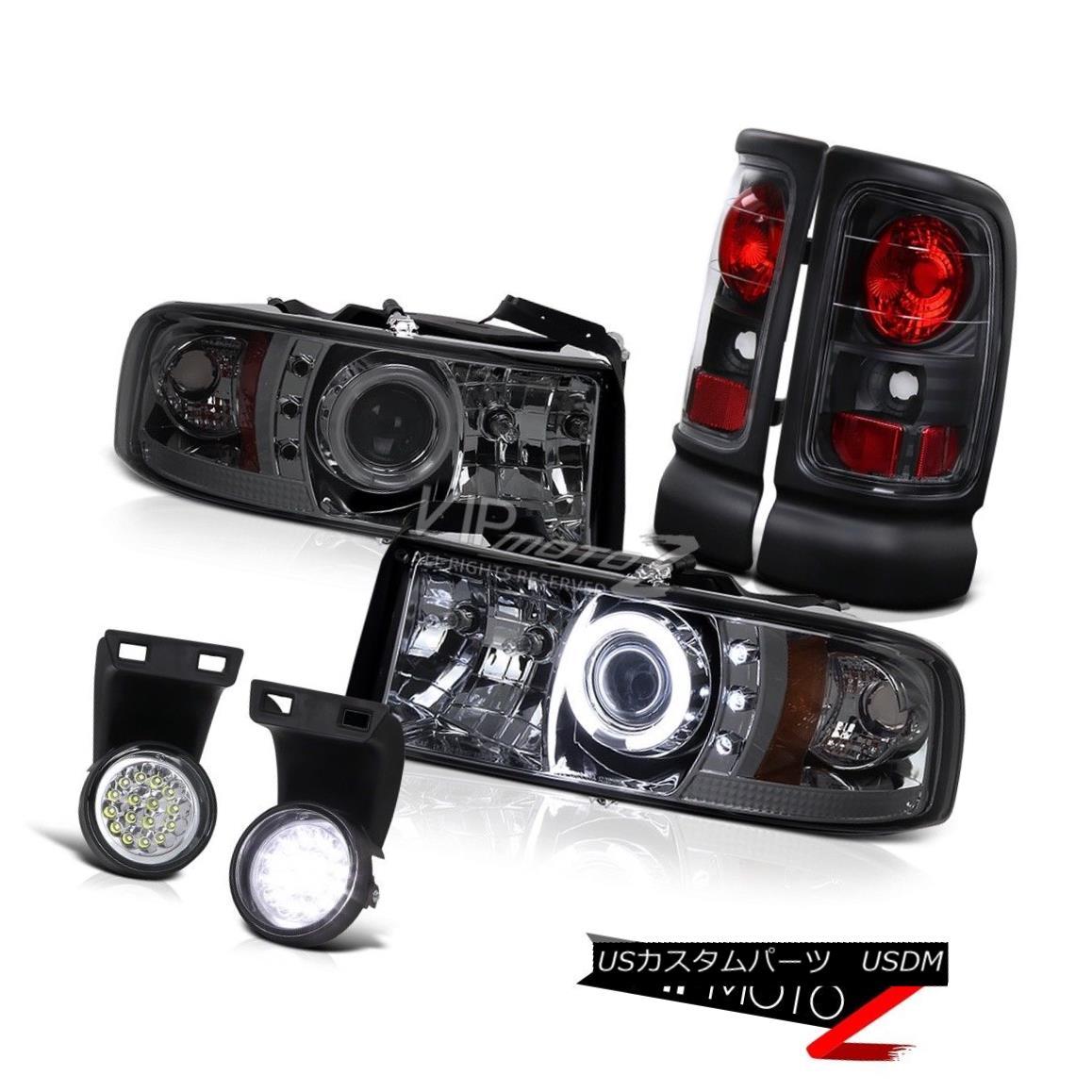 ヘッドライト Dodge Ram Quad Cab