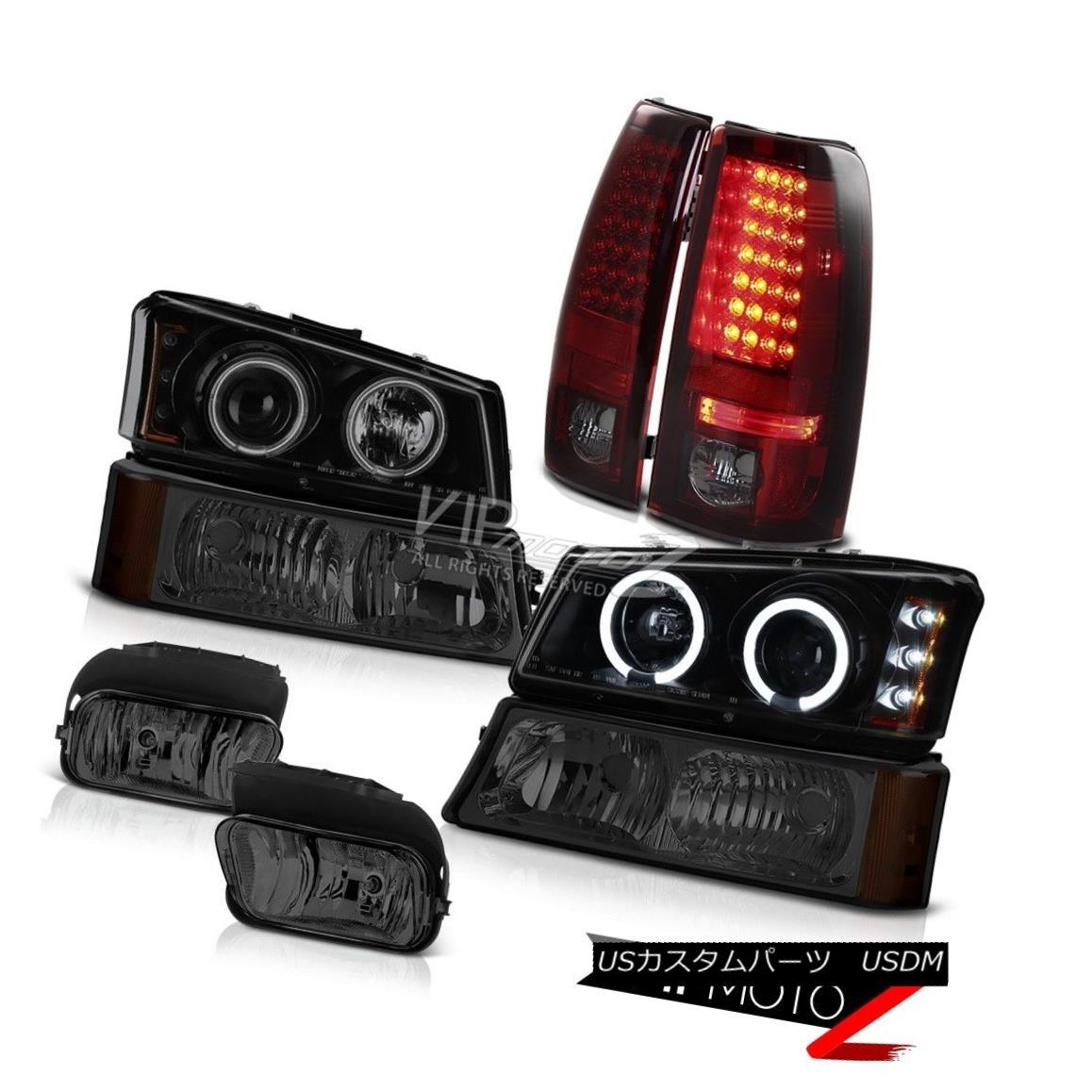 ヘッドライト C.C.F.L Headlight Bumper Signal Rear Light Foglight 2003-2006 Silverado 6.0L V8 C.C.F.LヘッドライトバンパーシグナルリアライトFoglight 2003-2006 Silverado 6.0L V8