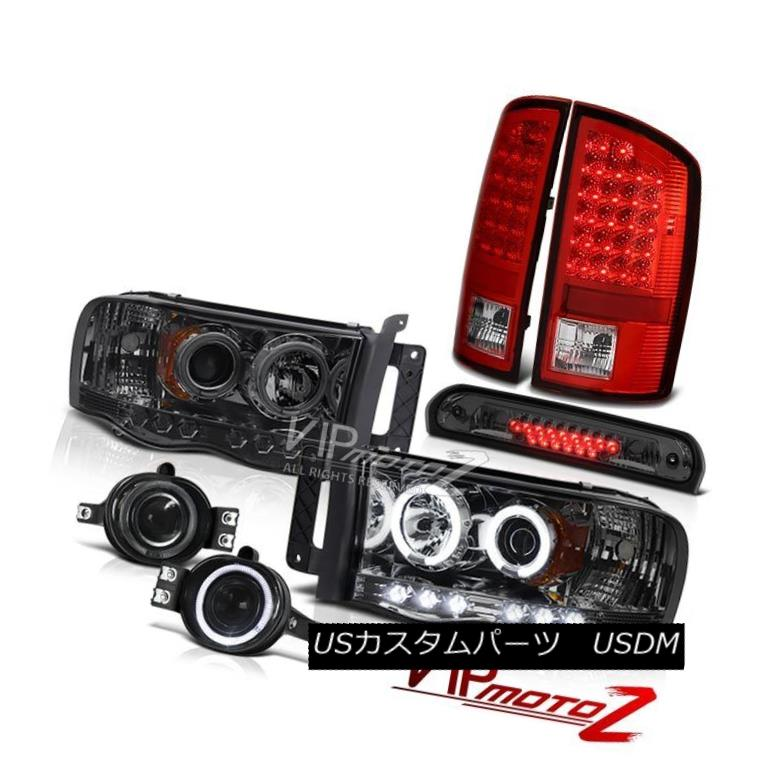 ヘッドライト 2002-2005 Ram PowerTech Brightest Headlight LED Brake Light Foglamps High Cargo 2002-2005 Ram PowerTech BrightestヘッドライトLEDブレーキライトFoglamps High Cargo