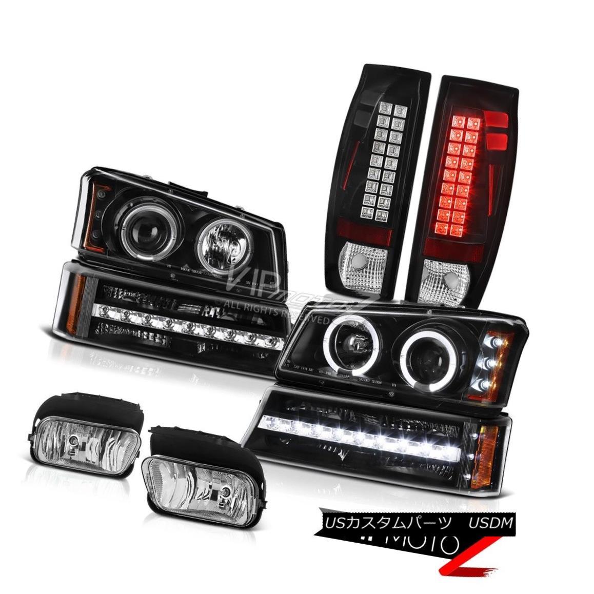 ヘッドライト 03 04 05 06 Chevy Avalanche 2500 Foglamps Tail Lights Parking Light Headlights 03 04 05 06 Chevy Avalanche 2500 Foglampsテールライトパーキングライトヘッドライト