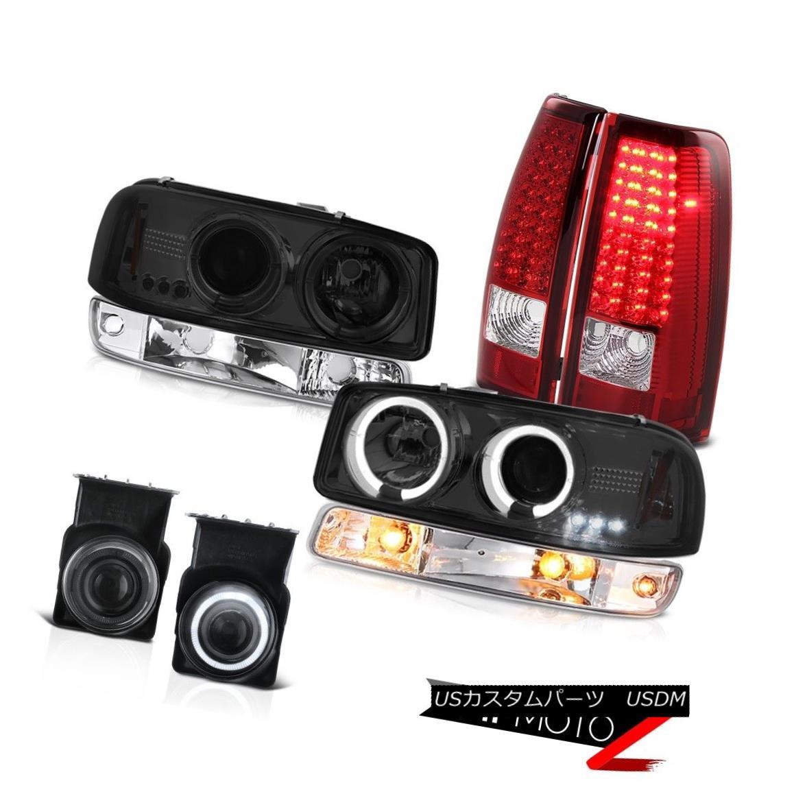 車用品 人気海外一番 バイク用品 >> パーツ お気にいる ライト ランプ ヘッドライト 03 04 05 06 Smokey foglamps Sierra 6.0L light signal 6.0Lスモーキーフォグランプsmdテールランプ信号ライトヘッドライト headlights lamps tail smd