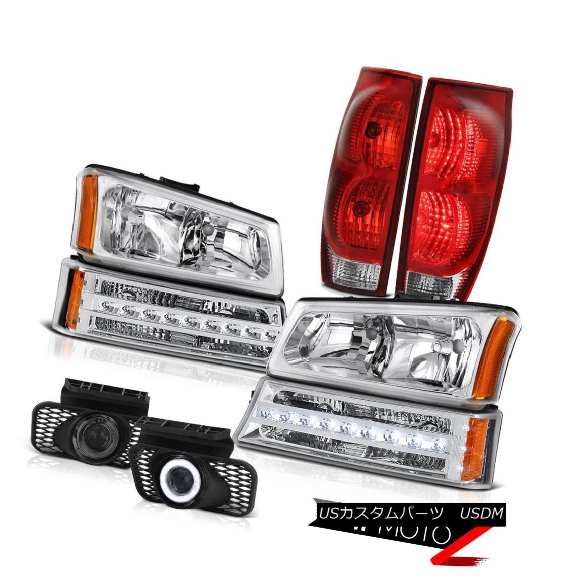 ヘッドライト 03 04 05 06 Avalanche Foglamps Taillamps Tail Lamps Turn Signal Headlights LED 03 04 05 06アバランシェフォグランプテールランプテールランプターンシグナルヘッドライトLED