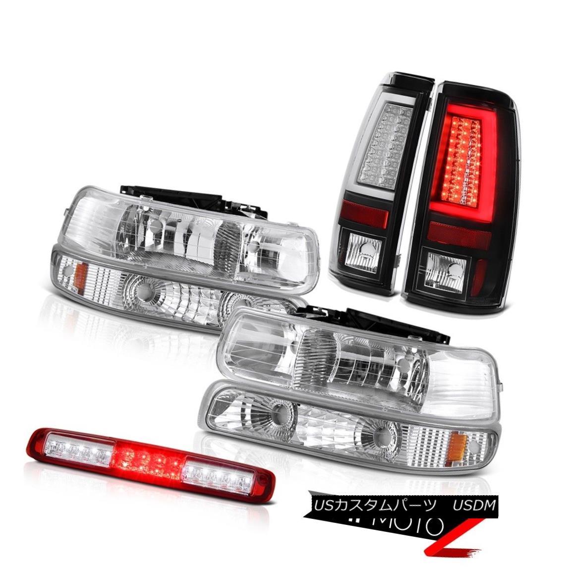 ヘッドライト 99-02 Silverado LT Rear Brake Lights 3rd Light Headlamps