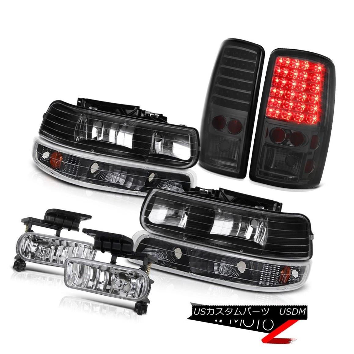 ヘッドライト Headlight Bumper Taillight LED Fog Lamp 00 01 02 03 04 05 06 Suburban 2500 ヘッドライトバンパーテールライトLEDフォグランプ00 01 02 03 04 05 06郊外2500