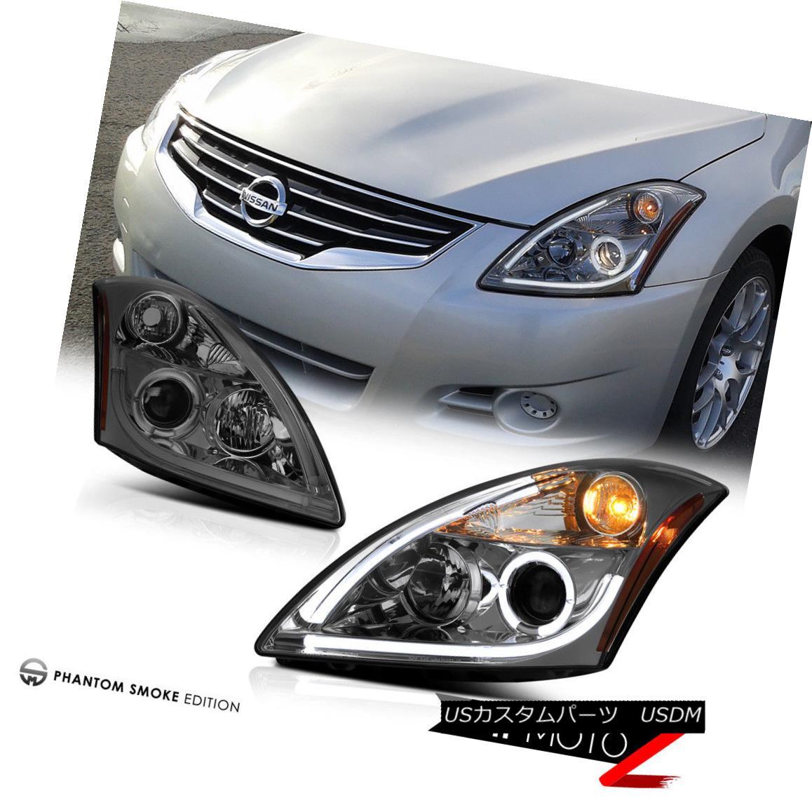 ヘッドライト For 2010-2012 Altima Sedan
