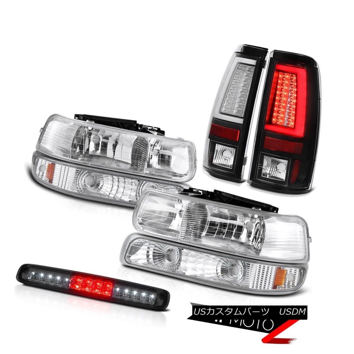 ヘッドライト 1999-2002 Silverado 6.0L Taillamps Headlights Signal Lamp Roof Cab