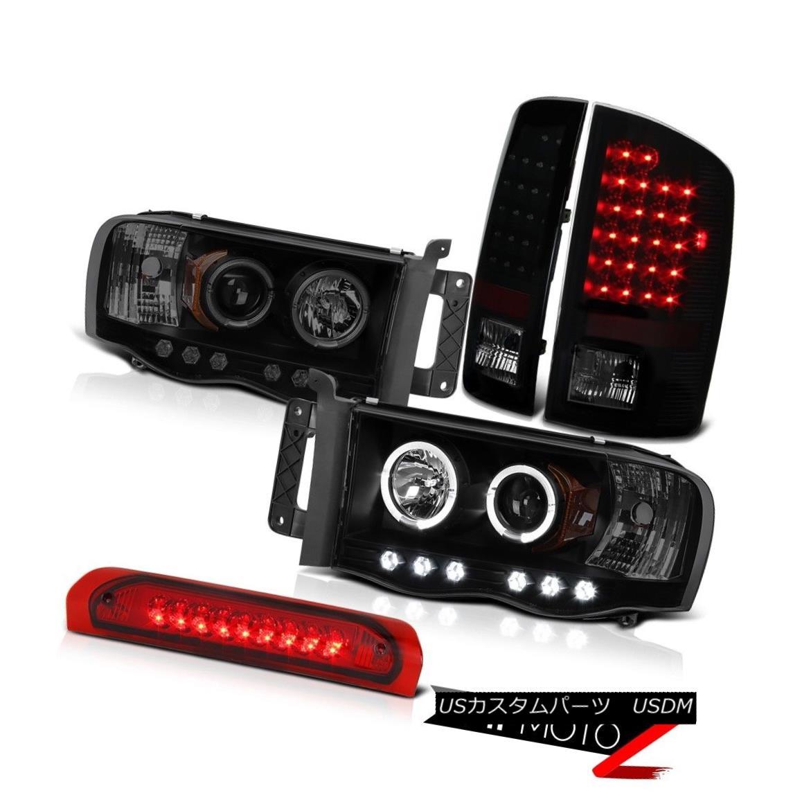 ヘッドライト 02-05 Ram PowerTech 4.7L WS LED Daytime Headlight Philip SuperFlux Taillight 3rd 02-05 Ram PowerTech 4.7L WS LEDデイタイムヘッドライトPhilip SuperFlux Taillight 3rd