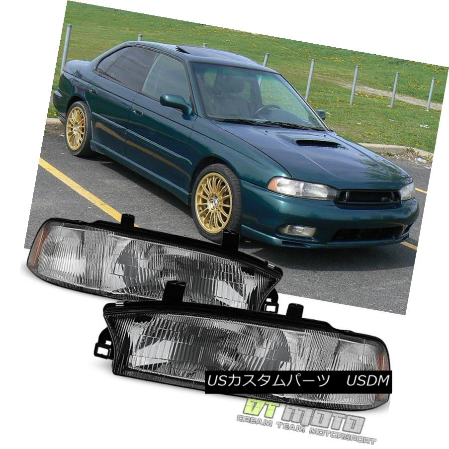 ヘッドライト 1995 1996 1997 Subaru Legacy Outback Headlights Headlamps Replacement Left+Right 1995年1996年1997年スバルレガシーアウトバックヘッドライトヘッドランプ交換左+右