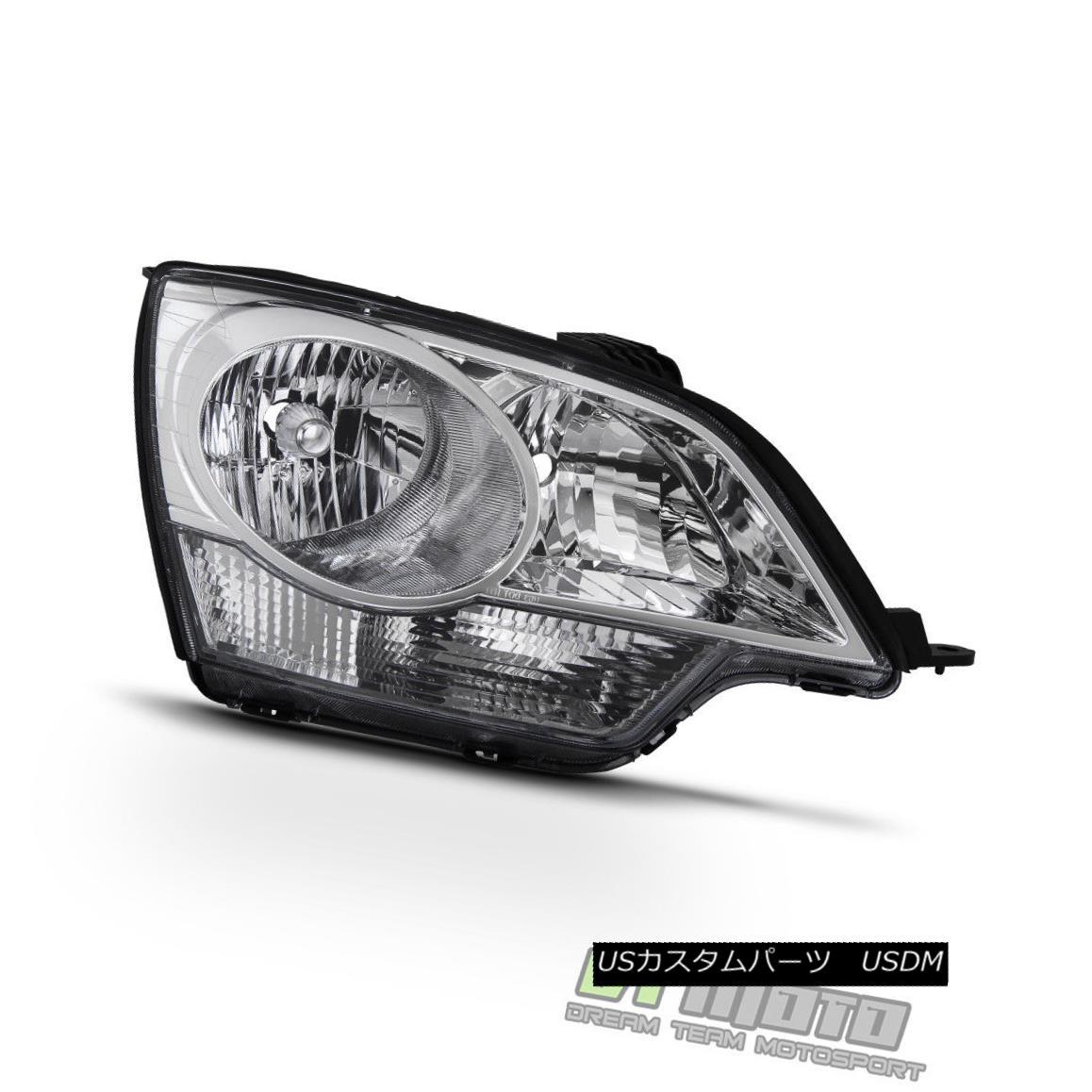 ヘッドライト 2008-2010 Saturn VUE 2012-2014 Captiva Sport Headlight Headlamp Passenger Side 2008-2010 Saturn VUE 2012-2014 Captiva Sportヘッドライトヘッドランプ乗客側