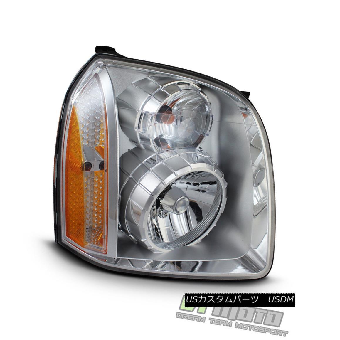 ヘッドライト 2007-2014 GMC Yukon Denali /XL Denali Headlight Headlamp Right Passenger Side 2007-2014 GMCユーコンデナリ/ XLデナリヘッドライトヘッドランプ右乗員側