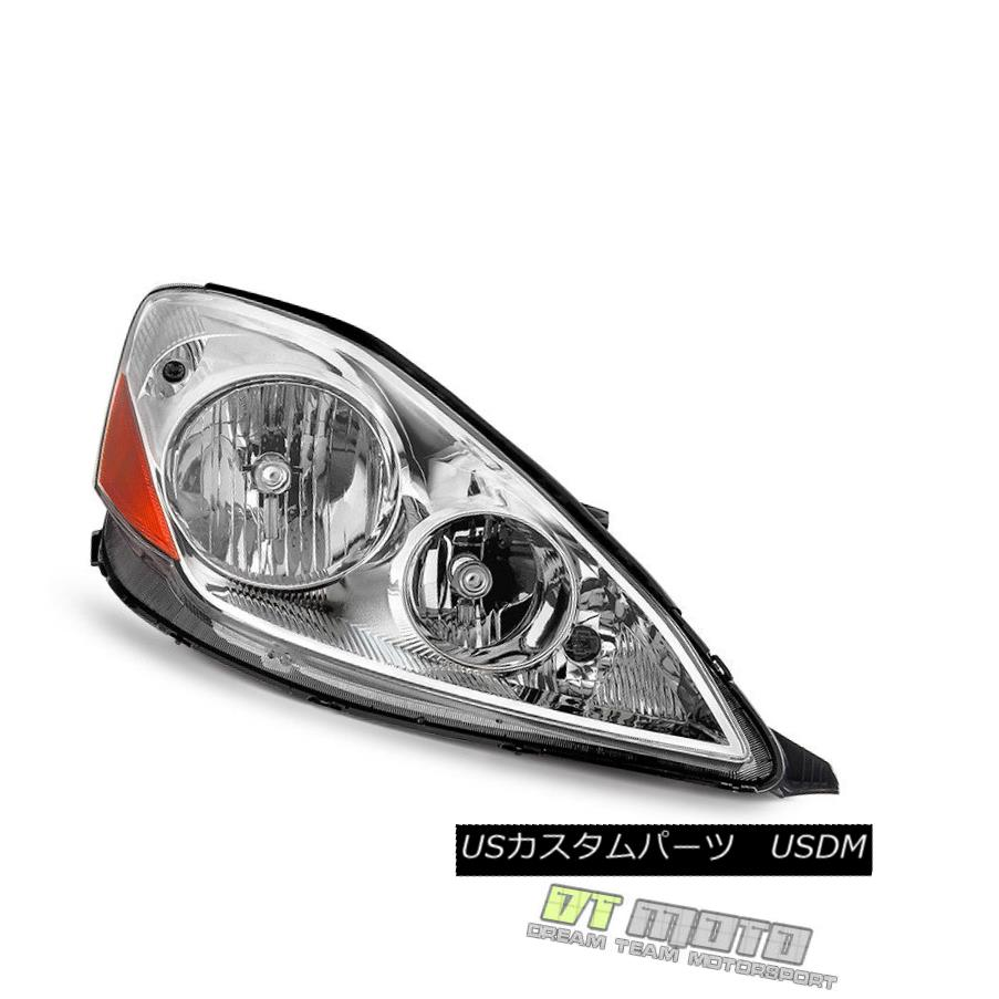 ヘッドライト 2006-2010 Toyota Sienna Halogen Headlight Head Lamp Light 06-10 Passenger Side 2006-2010トヨタシエナハロゲンヘッドライトヘッドランプライト06-10乗客側