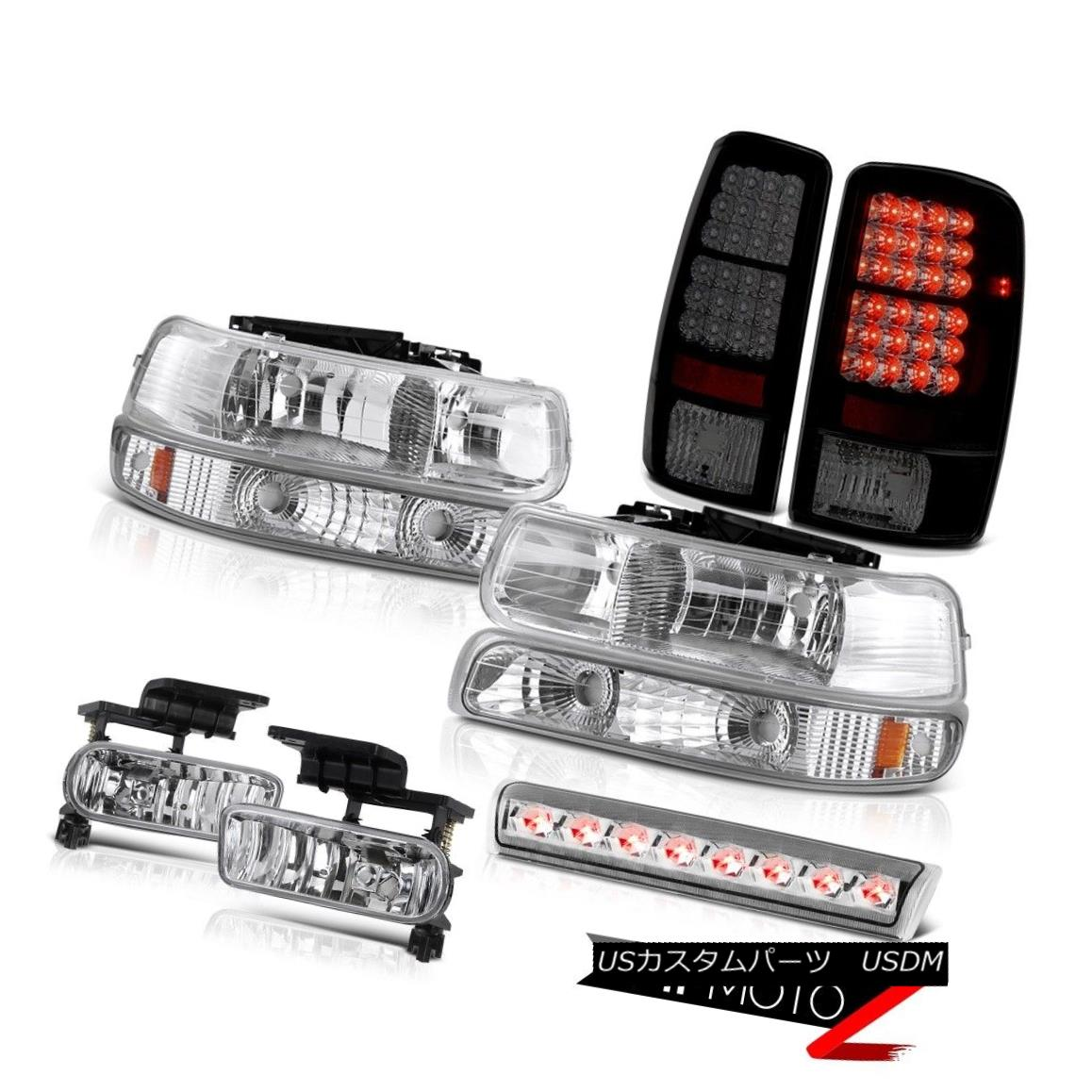 ヘッドライト 00 01 02 03 04 05 06 Suburban LS Chrome headlights tail lamps fog high stop Lamp 00 01 02 03 04 05 06郊外LSクロームヘッドライトテールランプ霧ハイストップランプ