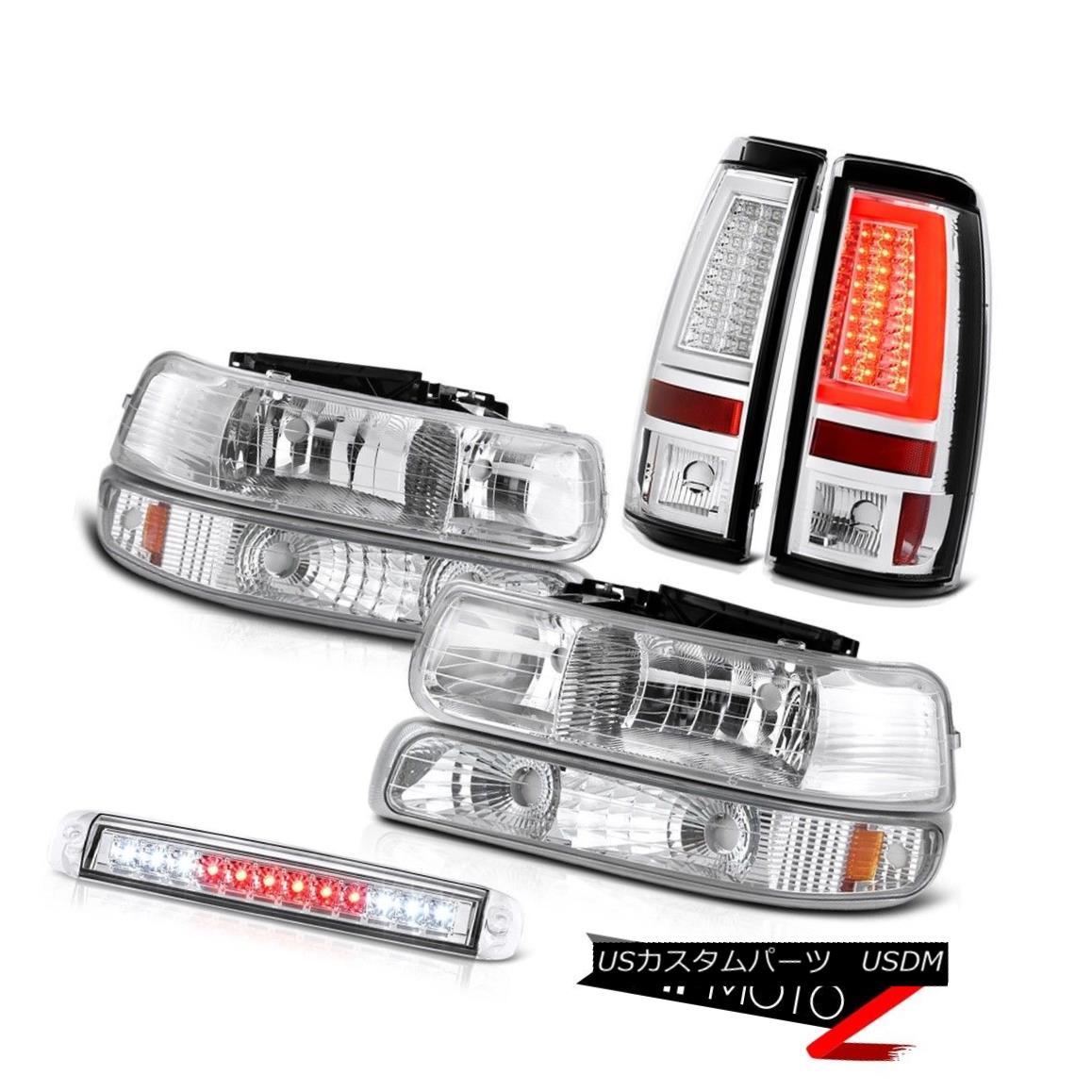 ヘッドライト 99-02 Silverado 1500 Rear Brake Lamps Roof Lamp Headlights Signal Lamp OE Style 99-02 Silverado 1500リアブレーキランプルーフランプヘッドライト信号ランプOEスタイル