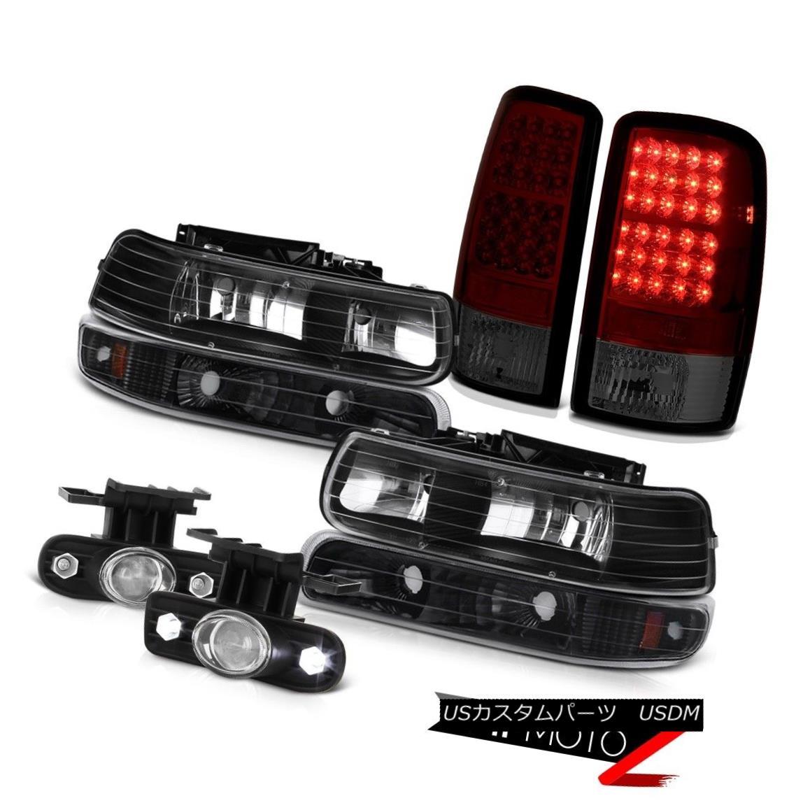 ヘッドライト 00 01 02 03 04 05 06 Suburban Headlight SMD LED Brake Lamps Glass Projector Fog 00 01 02 03 04 05 06郊外ヘッドライトSMD LEDブレーキランプガラスプロジェクターフォグ