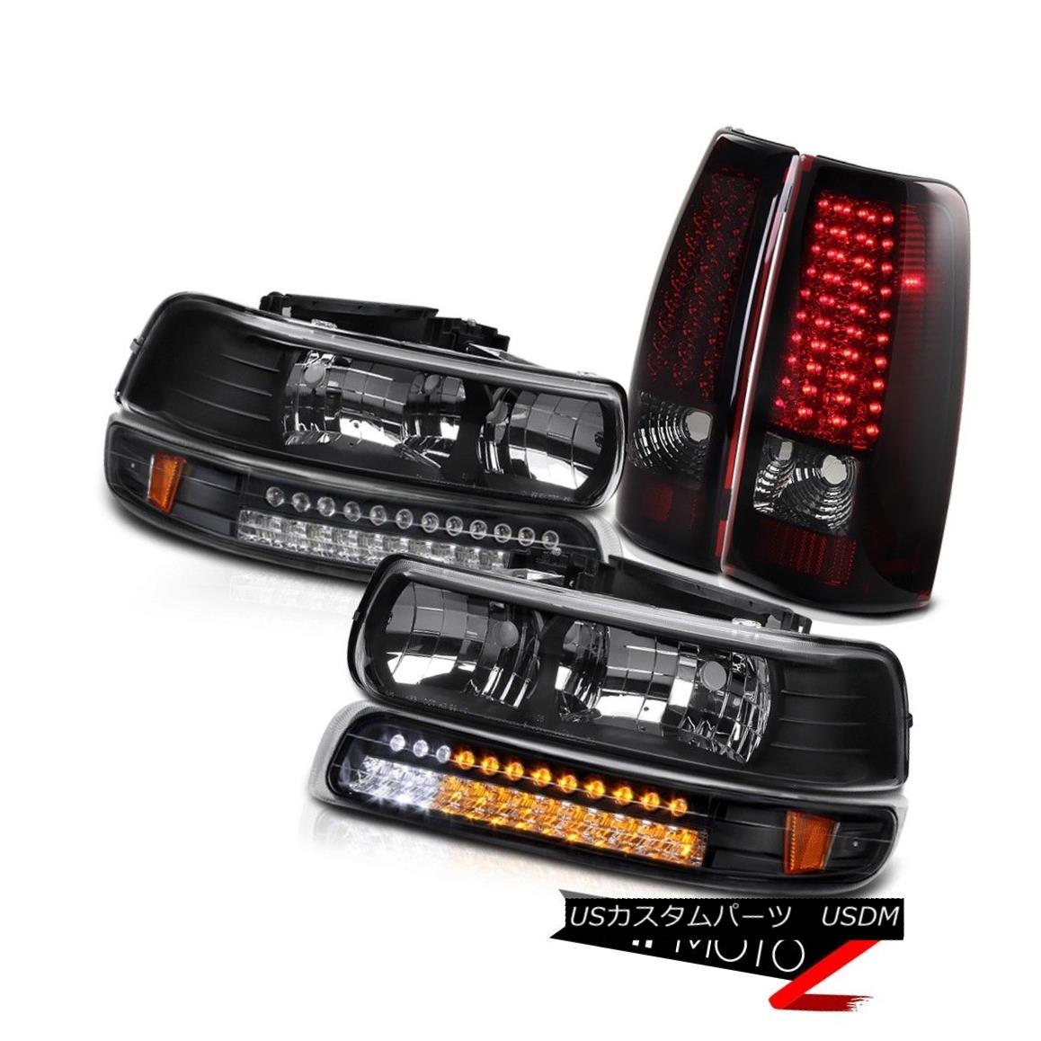 ヘッドライト VORTEC V8 LED Signal Running Parking Light Headlight Tail Light Smoke L.E.D Red VORTEC V8 LED信号駐車ライトヘッドライトテールライトスモールL.E.Dレッド