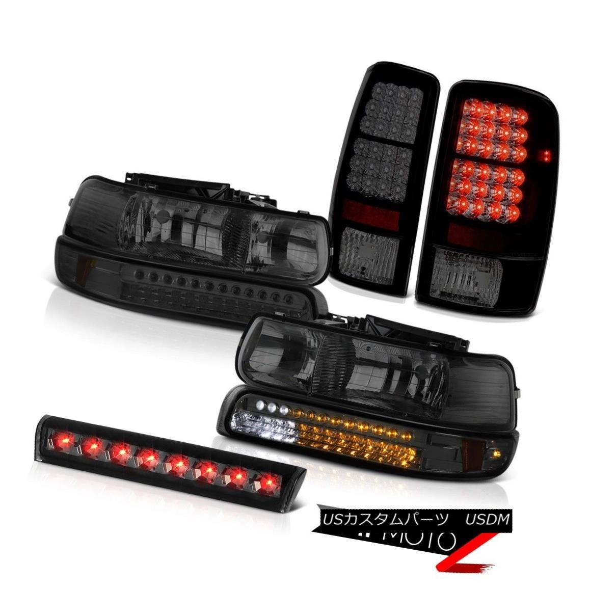 ヘッドライト 00 01 02 03 04 05 06 Tahoe LT LED Signal Headlights Lamp Taillights High Brake 00 01 02 03 04 05 06 Tahoe LT LEDヘッドライトランプテールライトハイブレーキ