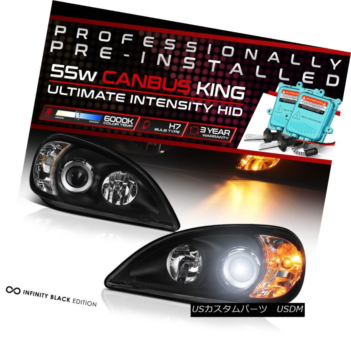 ヘッドライト 1998-2001 Mercedes Benz Head Lights Assembly PAIR [Color Changing LED Low Beam] 1998-2001 Mercedes Benzヘッドライト組立PAIR [色の変更LEDロービーム]