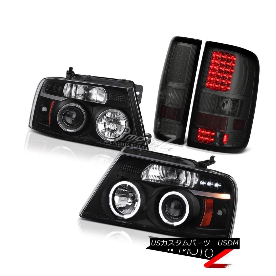ヘッドライト FORD 04-08 F150 Black
