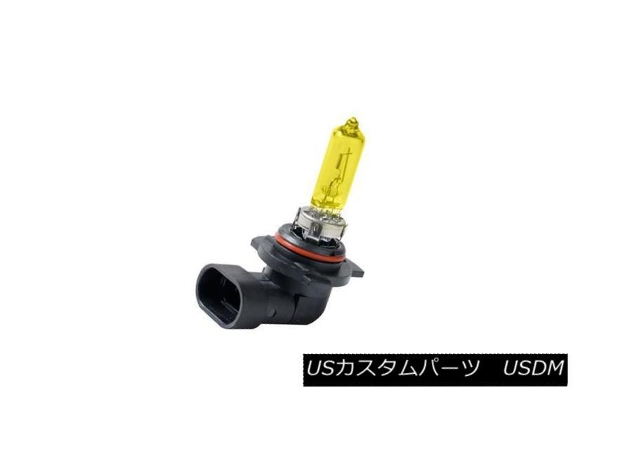 ヘッドライト Putco 239012JY 2 Pure Halogen Headlight Bulbs - Jet Yellow - 9012 Putco 239012JY純正ハロゲンヘッドライトバルブ - Jet Yellow - 9012