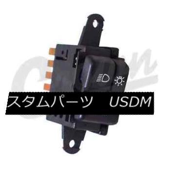ヘッドライト Crown Automotive 56003119 Headlight Toggle Switch for 87-95 Jeep Wrangler YJ クラウンオートモーティブ56003119ヘッドライトトグルスイッチ87-95ジープラングラーYJ