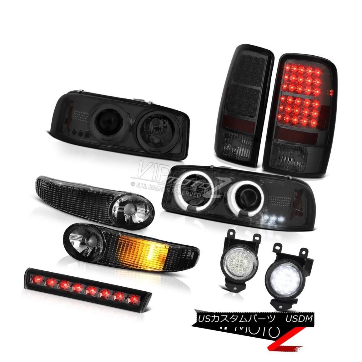 ヘッドライト CCFL Headlight Signal Brake Tail Light Fog LED 01 02 03 04 05 06 Yukon Denali CCFLヘッドライト信号ブレーキテールライトフォグLED 01 02 03 04 05 06ユーコンデナリ