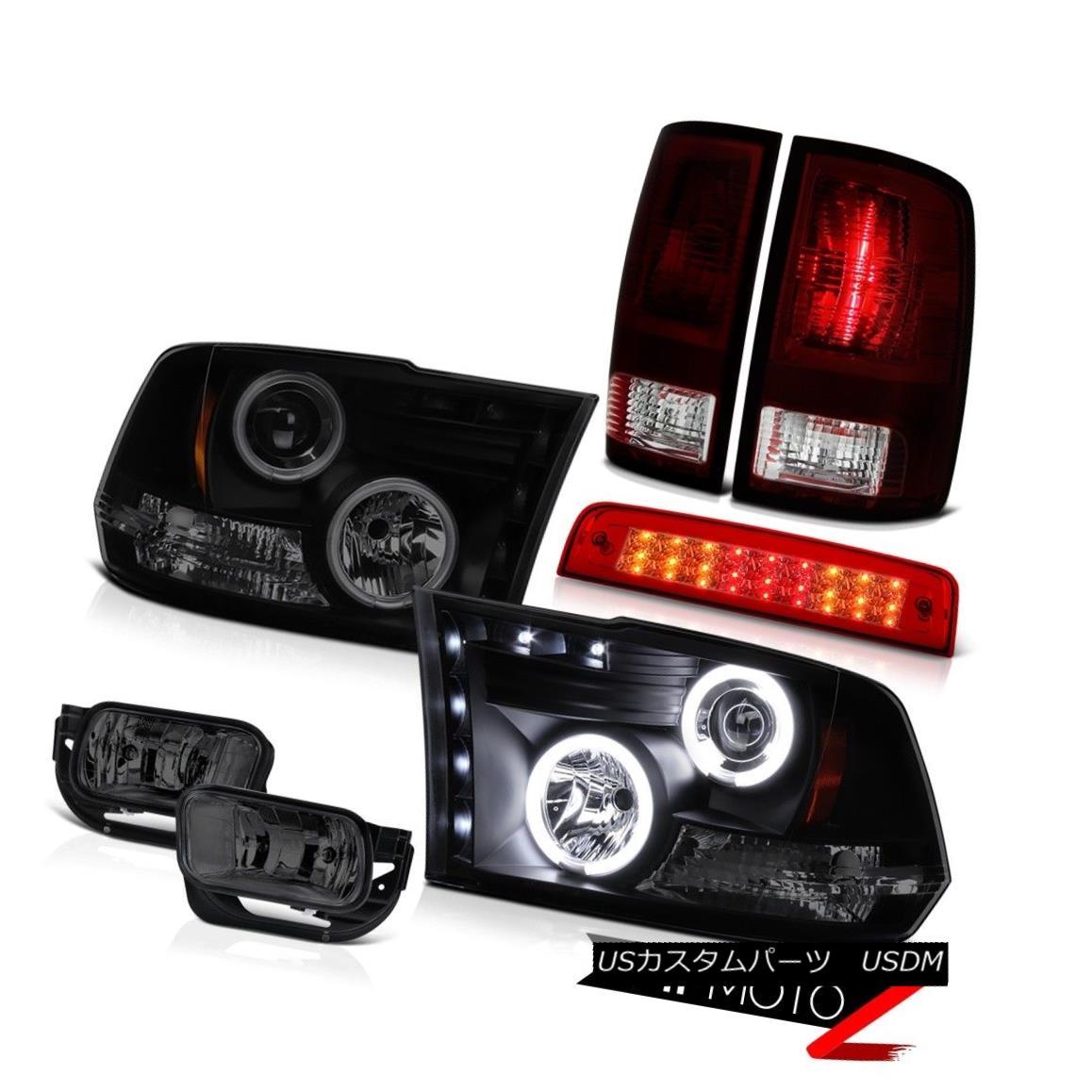 ヘッドライト 2010-2018 Ram 3500 5.7L 3RD Brake Light Foglamps Rear Lights Headlights NeweST 2010-2018 Ram 3500 5.7L 3RDブレーキライトフォグランプリアライトヘッドライトNeweST