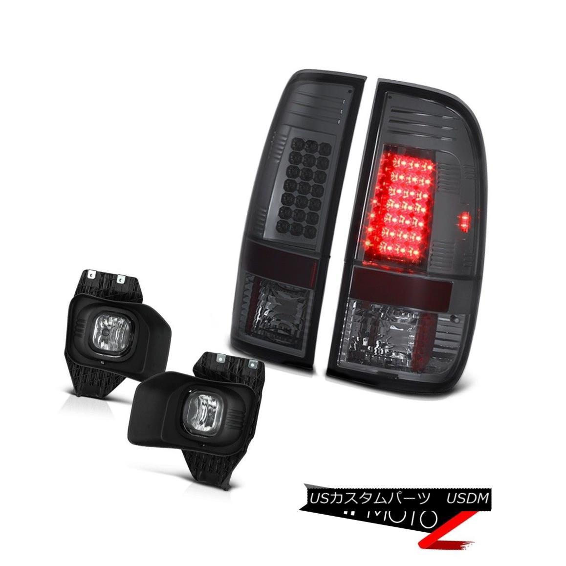 ヘッドライト 11 12 13 14 15 16 Ford F350 Superduty Euro Clear Fog Lights Tail Brake LED SMD 11 12 13 14 15 16 Ford F350 SuperdutyユーロクリアフォグライトテールブレーキLED SMD