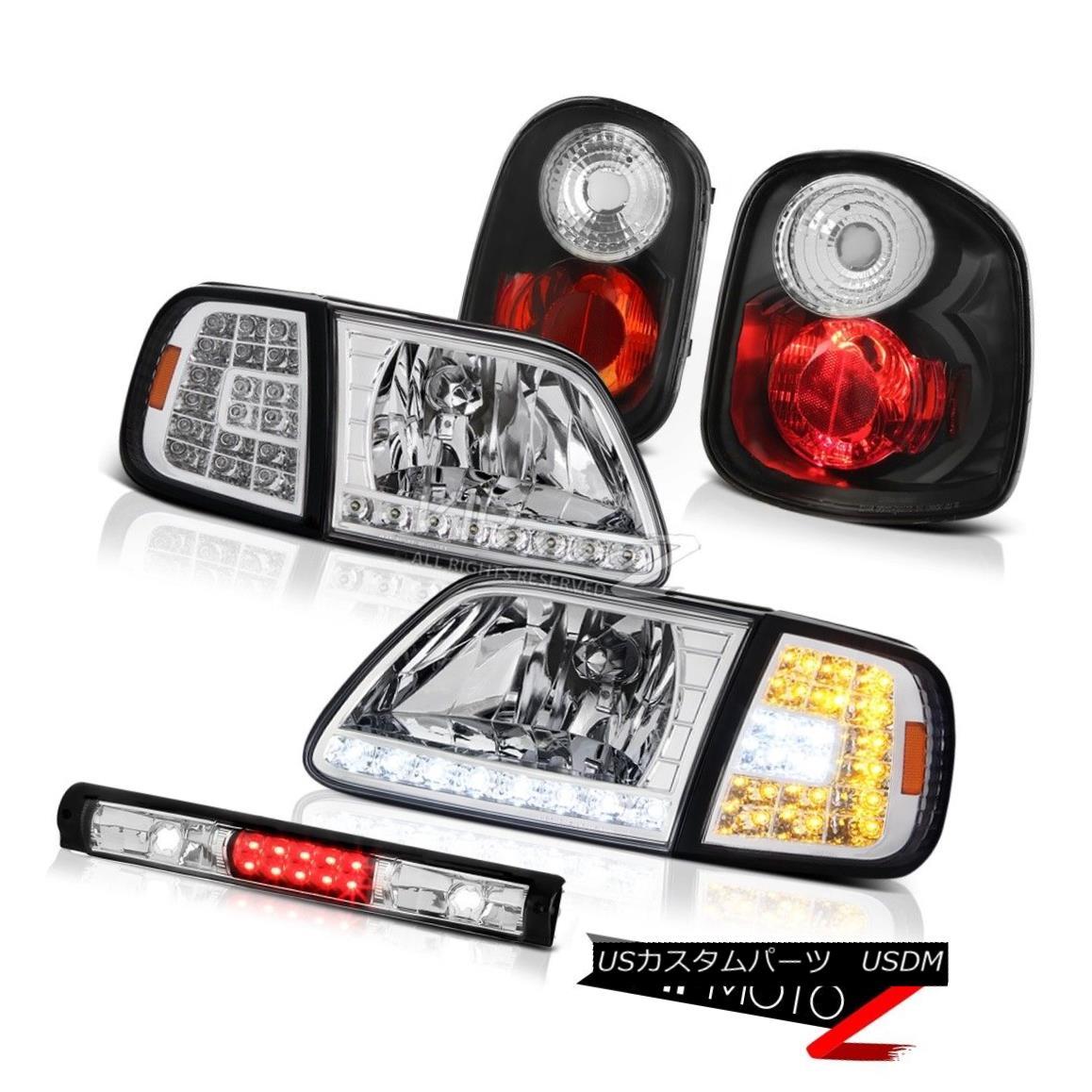 ヘッドライト SMD Headlight Tail Brake Lamp High Stop LED 97-00 F150 Flareside Harley Davidson SMDヘッドライトテールブレーキランプハイストップLED 97-00 F150 Flaresideハーレーダビッドソン