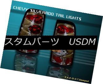 テールライト 1999-2002 CHEVY SILVERADO ALTEZZA TAIL LIGHTS SMOKE 00 01 1999-2002 CHEVY SILVERADO ALTEZZAテールライトSMOKE 00 01