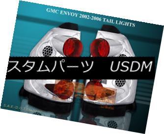 テールライト 2002-2007 GMC ENVOY ALTEZZA TAIL LIGHTS 2006 2005 2004 2003 2002年?2007年GMCエンボイアルテッツァテイルライト2006年2005年2004年2003年