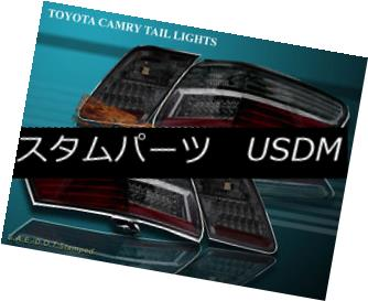 テールライト 07 08 09 TOYOTA CAMRY SE/LE/CE SMOKE LED TAIL LIGHTS 07 08 09 TOYOTA CAMRY SE / LE / CE SMOKE LEDテールライト