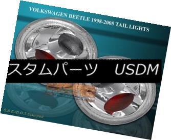 テールライト 98-05 VOLKSWAGEN BEETLE ALTEZZA TAIL LIGHTS EURO CLEAR 98-05フォークウォールビートルアルテッツァテイルライトユーロクリア