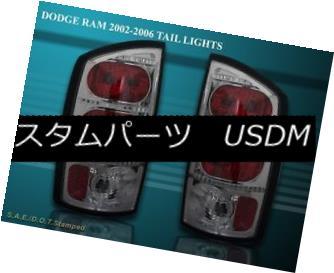 テールライト 02-06 DODGE RAM 1500/2500/3500 TAIL LIGHTS SMOKE 03 04 05 02-06 DODGE RAM 1500/2500/3500テールライトSMOKE 03 04 05