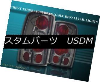 テールライト 2000-2006 TAHOE DENALI YUKON SUBURBAN TAIL LIGHTS SMOKE 01 02 03 04 05 2000年?2006年タホ・デナリ・ユコンサバーバン・テール・ライト・ソーホー01 02 03 04 05