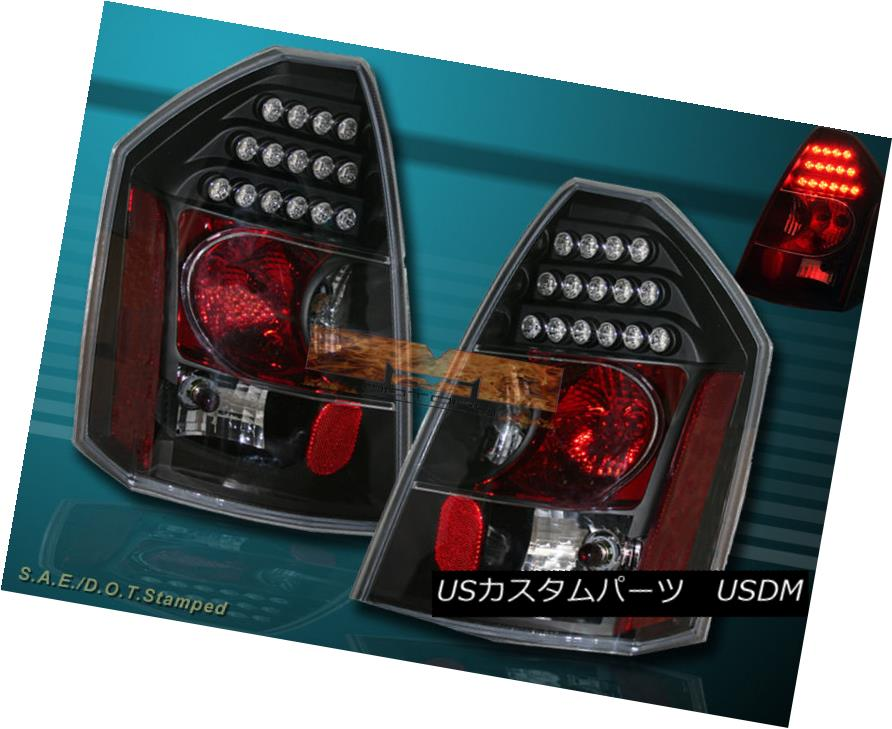 テールライト 05 06 07 SRT8 CHRYSLER BLACK 300C LIGHTS 300-C SRT8 BLACK LED TAIL LIGHTS NEW 05 06 07 CHRYSLER 300C 300-C SRT8 BLACK LEDテールライトNEW, せともの屋みさ伝:cb3ced0a --- officewill.xsrv.jp