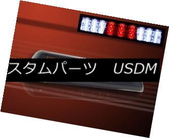 テールライト 2010-2012 FORD F150 3RD THIRD L.E.D. BRAKE STOP CARGO LED LIGHT SMOKE 2010-2012 FORD F150 3RD THIRD L.E.D. ブレーキストップカーゴLEDライトSMOKE
