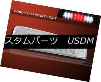 テールライト 09-11 DODGE RAM 1500 / 10-11 2500 3500 RAM LED 3RD THIRD BRAKE LIGHT CLEAR NEW 09-11ダッジRAM 1500 / 10-11 2500 3500 RAM LED 3RD第3ブレーキブレーキライト新品