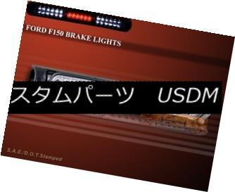 テールライト 97 98 99 00 01 02 03 FORD F150 3RD THIRD BRAKE + CARGO LIGHT LED CHROME 97 98 99 00 01 02 03フォードF150 3速ブレーキ+貨物ライトLEDクローム