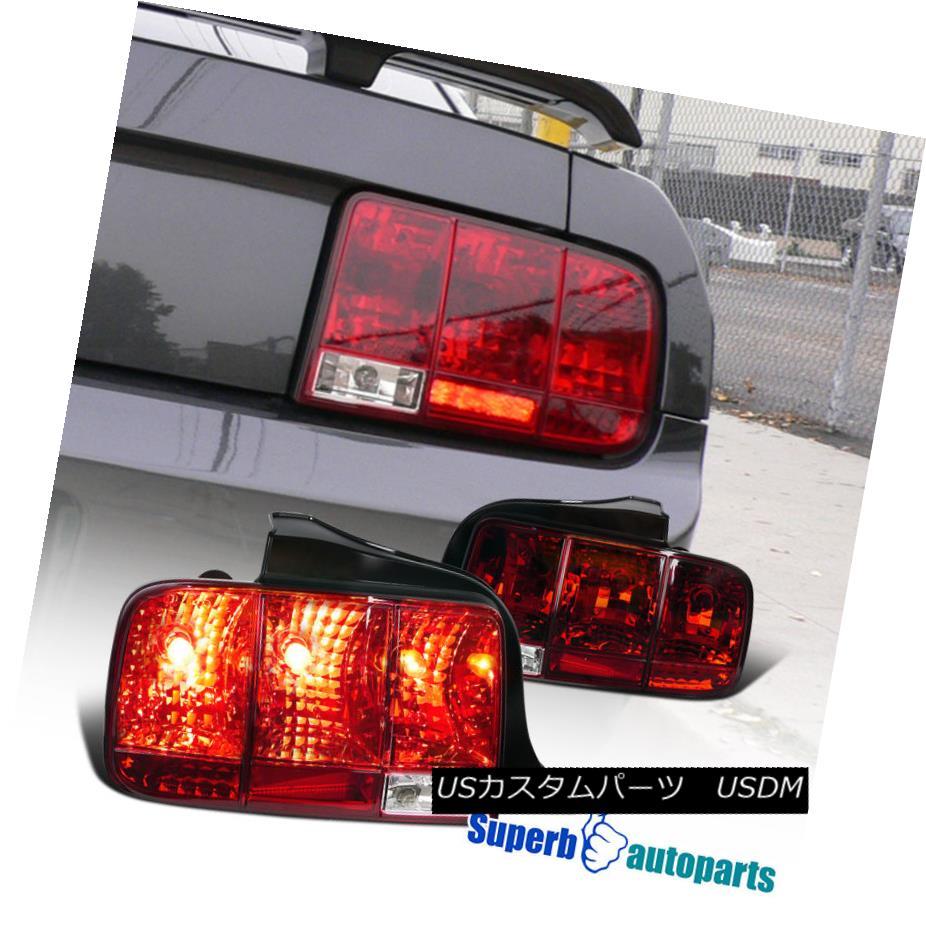 テールライト 2005-2009 Ford Pair Sequential Mustang Tail Sequential Signal Light Ford Pair Red 2005-2009フォードマスタングテールシーケンシャルシグナルライトペアレッド, Timberland Official Online Shop:c6bb5c5d --- officewill.xsrv.jp