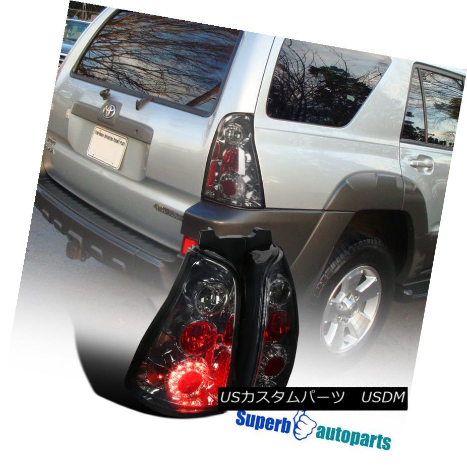 テールライト 2003-2005 Lamps Toyota 4runner Smokey LED Smokey Tail Lights Rear Rear Brake Lamps Replacement 2003-2005トヨタ4ランナースモーキーLEDテールライトリアブレーキランプの交換, バイクショップ ハンター:cf28cef8 --- officewill.xsrv.jp